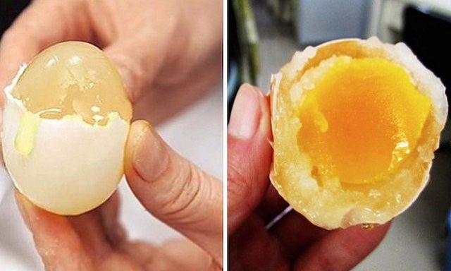 بيض مزيف صنع في الصين